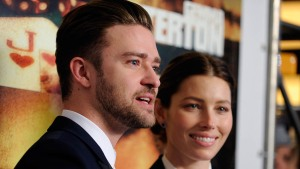 Timberlake Breaks Silence With Apology to Biel, Family
