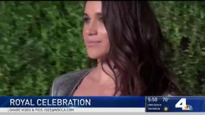 Los Angeles Cheers on Hometown Girl, Meghan Markle