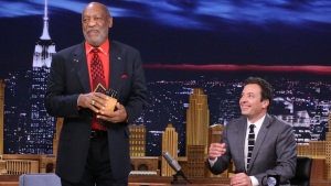 """Cosby Compliments Fallon's """"Chiropractonography"""""""