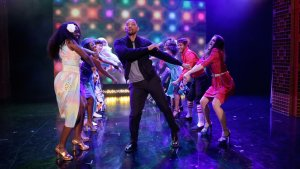 Watch Will Smith's Extravagant 'Tonight Show' Entrances