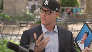 'Tonight': Aaron Judge Asks Yankees Fans About Aaron Judge