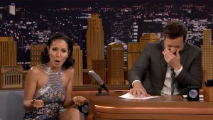 'Tonight': Jada Pinkett Smith Toured a Swamp With Will Smith