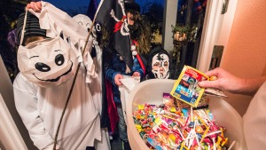 How Old Is Too Old to Trick or Treat on Halloween?