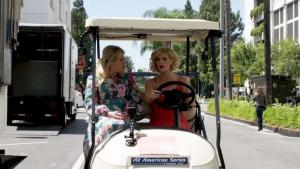 Take a Tour Around the Universal Lot with Kelly Clarkson!