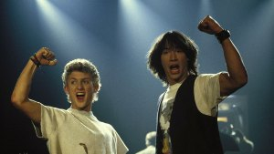 No Way, Dude! 'Bill & Ted 3' Is On... Excellent!