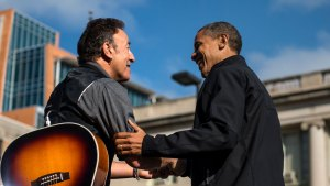 Springsteen Plays 'Secret' Farewell Concert For Obama Staff