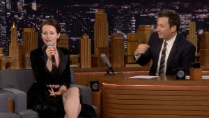 'Tonight': Claire Foy Raps 'Rapper's Delight' Word-for-Word