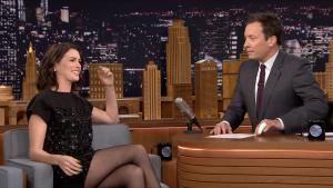 'Tonight Show': Hathaway Talks Fantasy Football