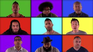 'Tonight': Fallon, The Roots and 'The Voice' Mashup