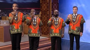 'Tonight': Singing With Ladysmith Snack Mambazo