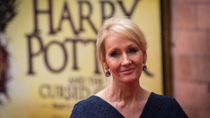 J.K. Rowling Marks 20 Years Since Harry Potter Appeared