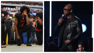 Kaepernick, Chappelle Among Harvard University Honorees