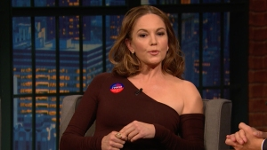 'Late Night': Diane Lane Is Scared of Claire Underwood