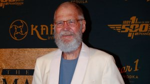 Letterman Hosts Special on Climate Change