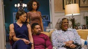 Perry: 'Family Funeral' Right Time to Step Away From Madea