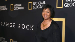 Astronaut Mae Jemison Explores Earth in 'One Strange Rock'