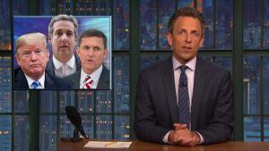 'Late Night': A Closer Look at Kavanaugh Accusation, Manafort Flip