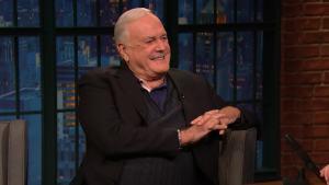 'Late Night': John Cleese Did Not Enjoy Filming Monty Python