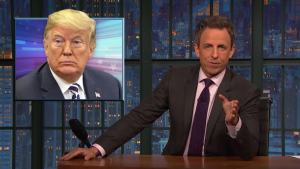 'Late Night': A Closer Look at Trump's Fear Mongering