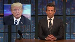 'Late Night': A Closer Look at Trump's Socialism Comments