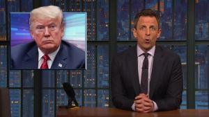 'Late Night': A Closer Look at Trump, 2020 Dems