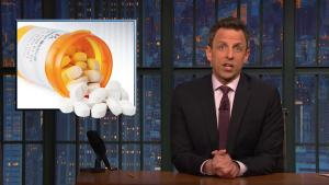'Late Night': Checking in on Prescription Drug Prices
