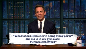 'Late Night': Meyers Explains Teen Slang