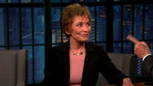 'Late Night': Judge Judy Hates Littering
