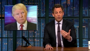 'Late Night': A Look at Trump's War With Press