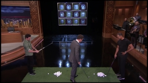 """Fallon Challenges Rory McIlroy on """"Tonight"""""""