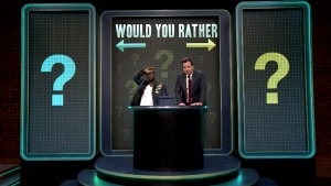 'Tonight': 'Would You Rather' With Kevin Hart