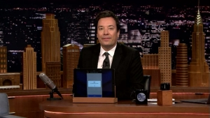 'Tonight Show' Screengrabs: Progressive Tool in Healthcare