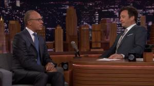 'Tonight': Lester Holt Lived as Inmate in Maximum-Security Prison