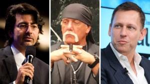 Gawker Gets Its Own Billionaire Backer in Hogan Fight