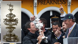 Is Preakness Trophy the Most Expensive in US Sports?