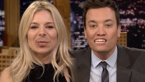 'Tonight': Lip Flip with Sienna Miller