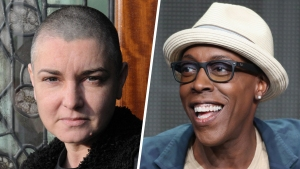Arsenio Hall Sues Sinead O'Connor for Libel