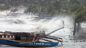 Bigger Storms to Come After Philippines Typhoon