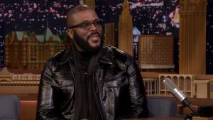 'Tonight': Tyler Perry Won't Ride in Tesla He Gave Tiffany Haddish