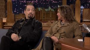'Tonight': Ice T Talks Why He Never Ate a Bagel Before 'SVU'