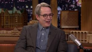 'Tonight': Matthew Broderick Acted With a Pig in 'To Dust'