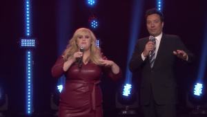 'Tonight': Beat Battle With Rebel Wilson