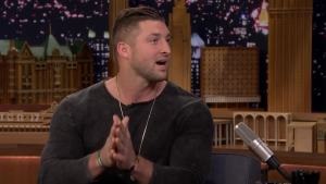 'Tonight': Tim Tebow Reveals the Elaborate Way He Proposed
