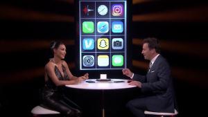 'Tonight': Show Me Your Phone With Kim Kardashian West