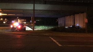 Truck Crash Prompts Barricaded Person Situation in Windsor