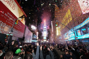 Top 100 Cities for New Year's Eve Celebrations: Report