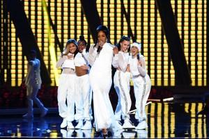 MTV Awards: Haddish Recreates Cardi B's 'SNL' Baby Bump