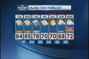 NBC Connecticut meteorologist Bob Maxon gives us the morning edition of today's forecast for Tuesday, May 21, 2013.