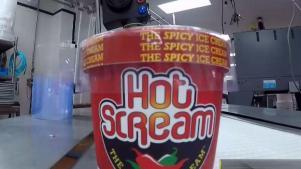 Sugar&Spice: Manchester Ice Cream Company Makes Spicy Flavor
