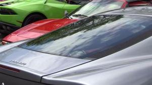 See Ferraris for a Good Cause in West Hartford This Weekend